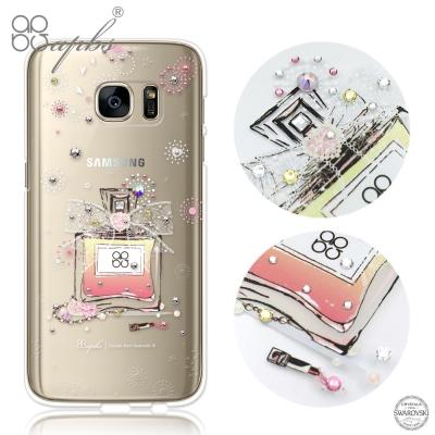 apbs Samsung Galaxy S7 施華洛世奇彩鑽手機殼-維也納馨香
