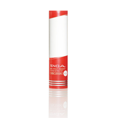 TENGA HOLE-LOTION中濃度潤滑液(R-紅)