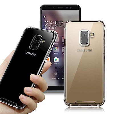 CITY  Samsung Galaxy A8+  2018  軍規5D防摔手機...