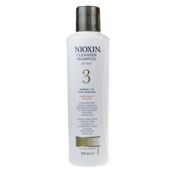 NIOXIN 耐奧森(儷康絲) 3號潔髮露 300ML 公司貨