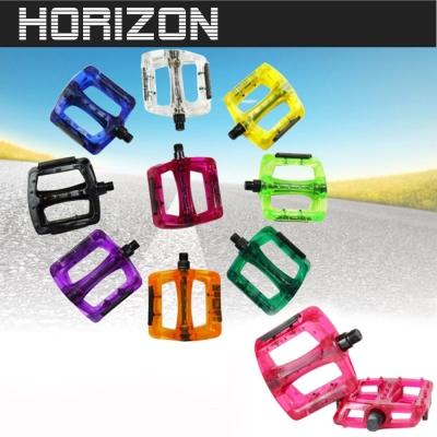 Horizon 自行車果凍色踏板(顏色隨機)