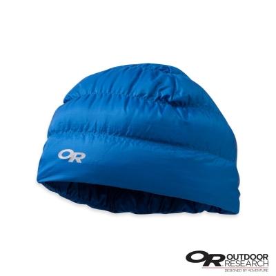 【Outdoor Research】Transcendent 透氣保暖羽毛帽_藍