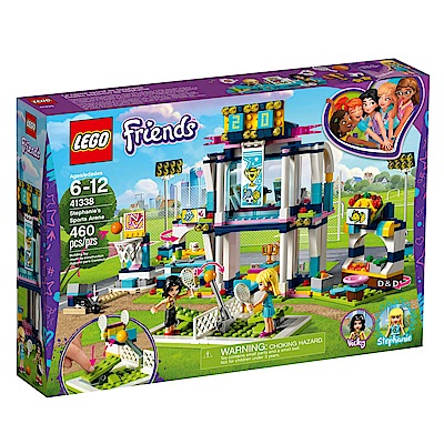 2018 樂高LEGO Friends系列 - LT41338 斯蒂芬妮的體育場