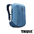 Thule Vea 17L 丹寧風單層後背包(淺藍/15 吋內筆電適用)
