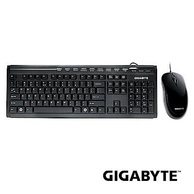 技嘉GIGABYTE KM6150多媒體鍵盤滑鼠組