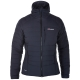 【Berghaus貝豪斯】男款BASTEIR溫度調節防潑科技棉外套H22M37黑 product thumbnail 1