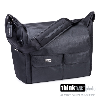 ThinkTank創意坦克-Lily Deanne-時尚相機包-LD372(黑L)