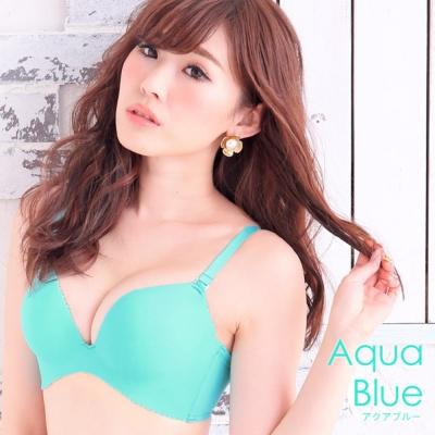 aimerfeel 超盛無痕內衣-水藍色