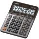 CASIO卡西歐桌上型12位數計算機-黑x灰(GX-120B) product thumbnail 1