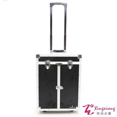 Xingxiang形向 拉桿式三開門化妝箱 6K-25