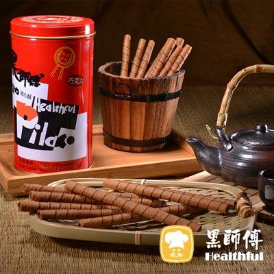 黑師傅捲心酥 3罐 (400g/罐)