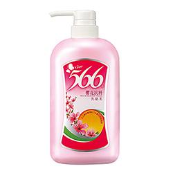566櫻花抗屑洗髮乳800g