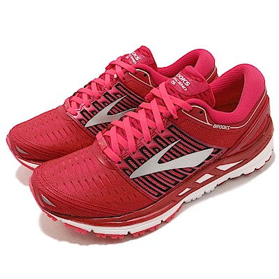 Brooks 慢跑鞋 Transcend 5 女鞋