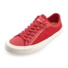 (男/女)Ponic&Co美國加州環保防水綁帶休閒鞋*紅色