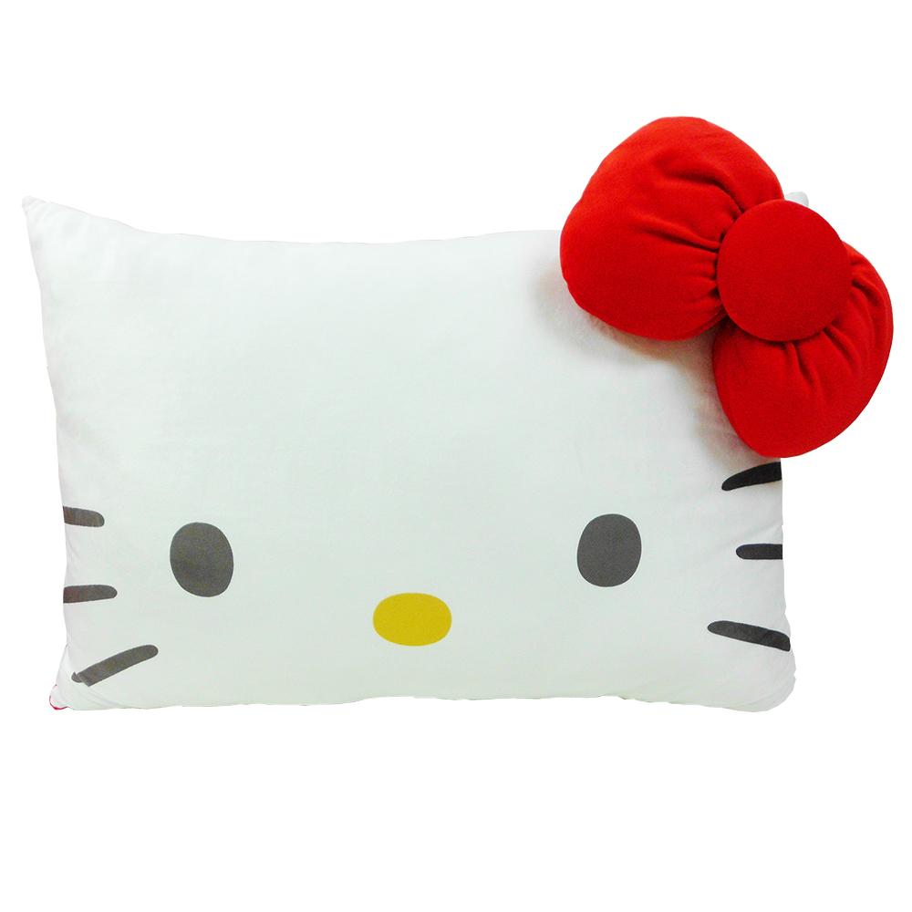 HELLO KITTY 臉型雙面枕(大)