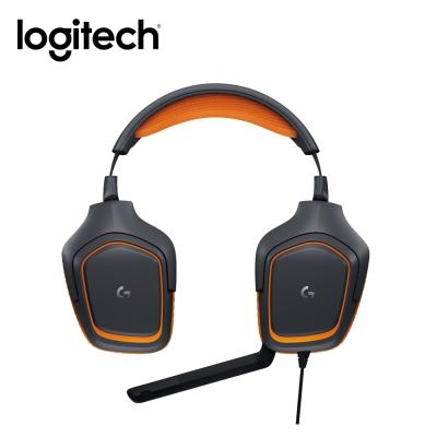 羅技-G231-Prodigy-電競耳機麥克風