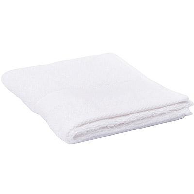 EXCELSA Spa抗敏純棉毛巾(白60cm)