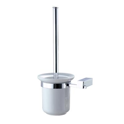 Bachor 方銅衛浴配件-馬桶刷架