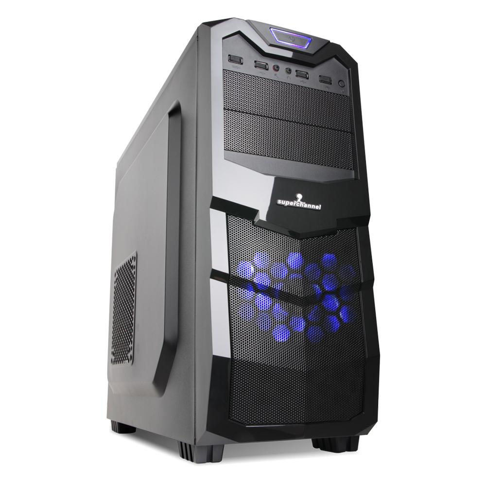 微星H170平台【人中之龍】i5-6400 GTX1060 6G 高效獨顯電腦