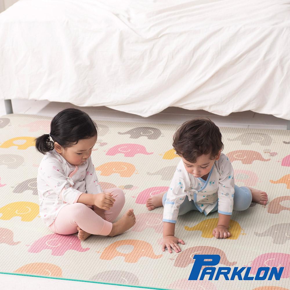 韓國 Parklon 帕龍 無毒遊戲地墊 Hi Living系列-大象