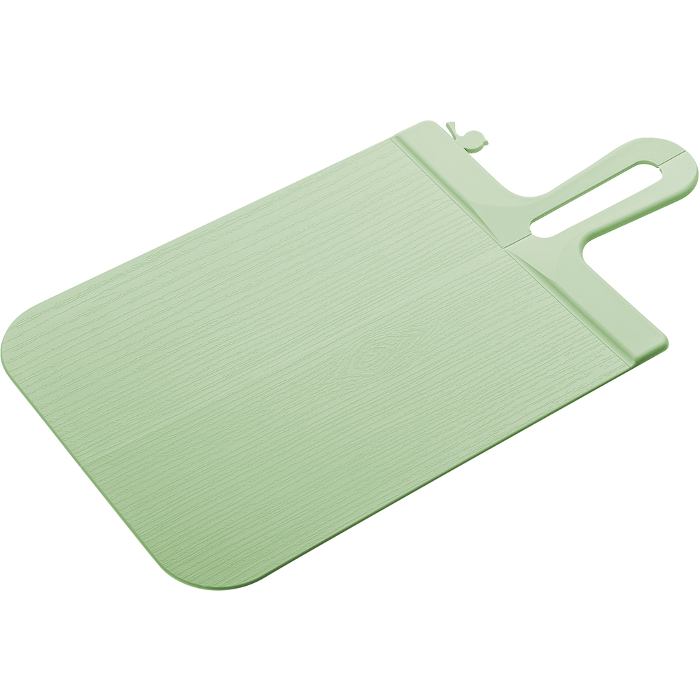 KOZIOL 鸝鳥輕鬆放砧板(薄荷綠)