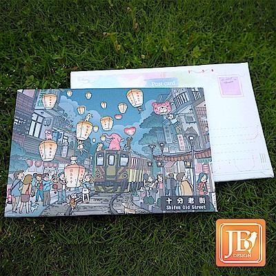 JB DESIGN-文創畫布明信片-718_歡慶十分