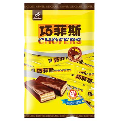 77  巧菲斯牛奶巧克力( 400 g)