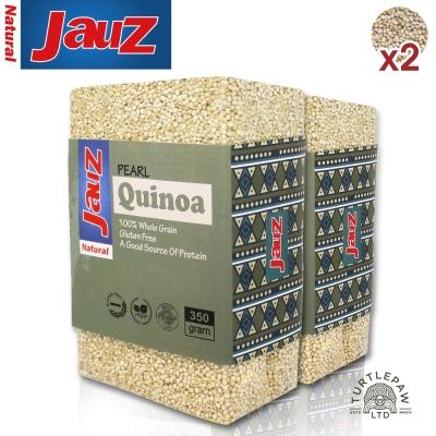 JAUZ喬斯 白藜麥QUINOA 2包組 (350公克*2包)