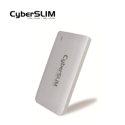 CyberSLIM  M2 固態硬碟外接盒USB3.1 (Type-C)