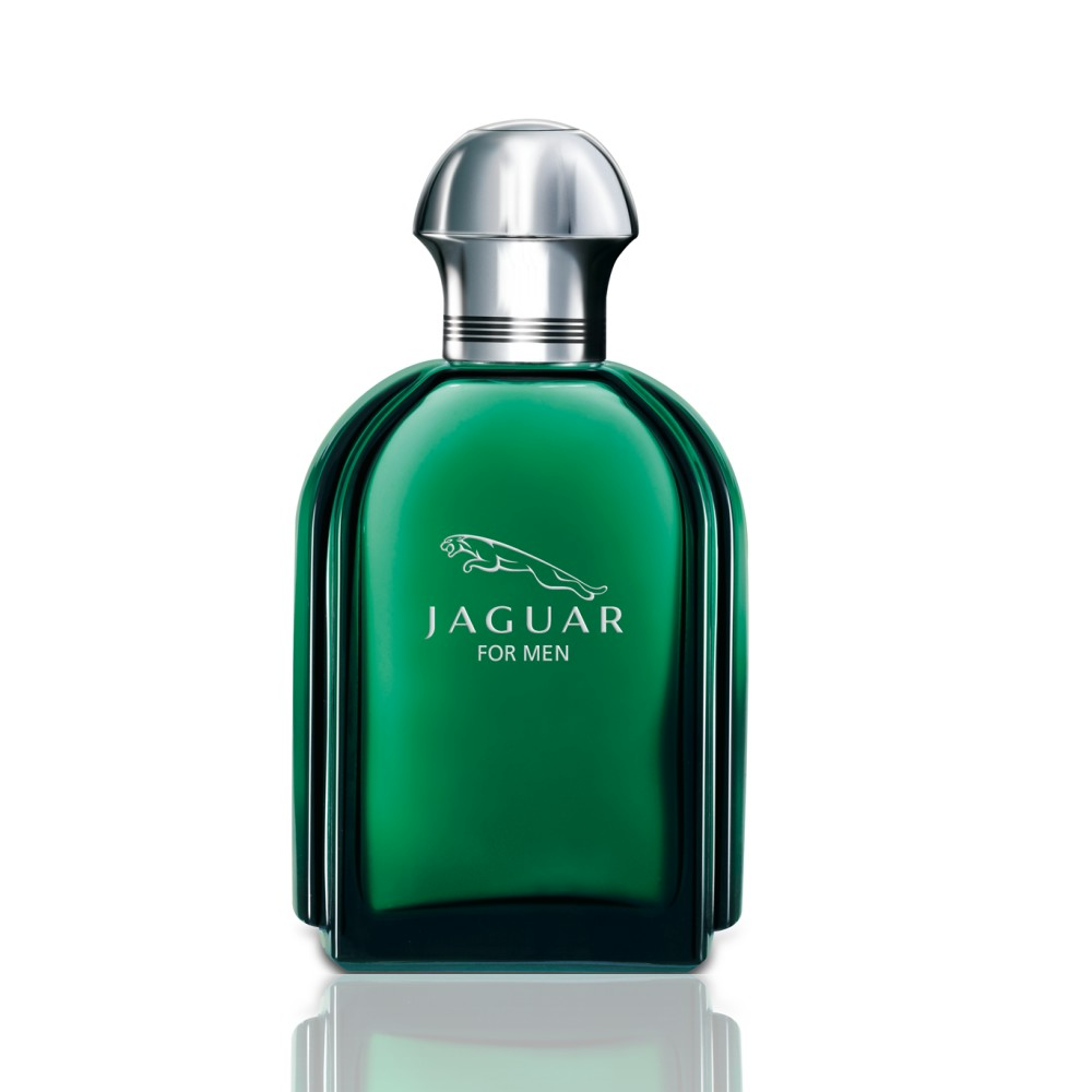 Jaguar Eau de Toilette Spray 綠色經典淡香水100ml