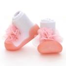韓國Attipas 快樂學步鞋AK02-胸花粉紅