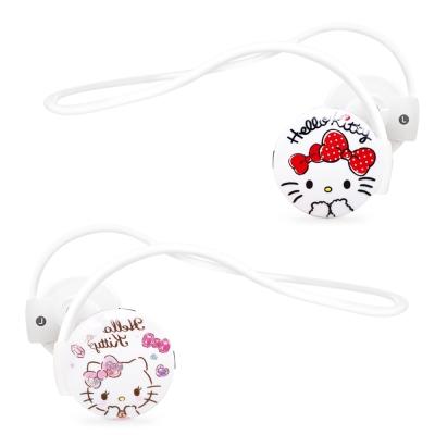 GARMMA Hello Kitty 無線藍芽耳機麥克風