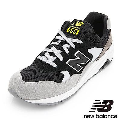New Balance 復古鞋MRT580LF-D中性黑色