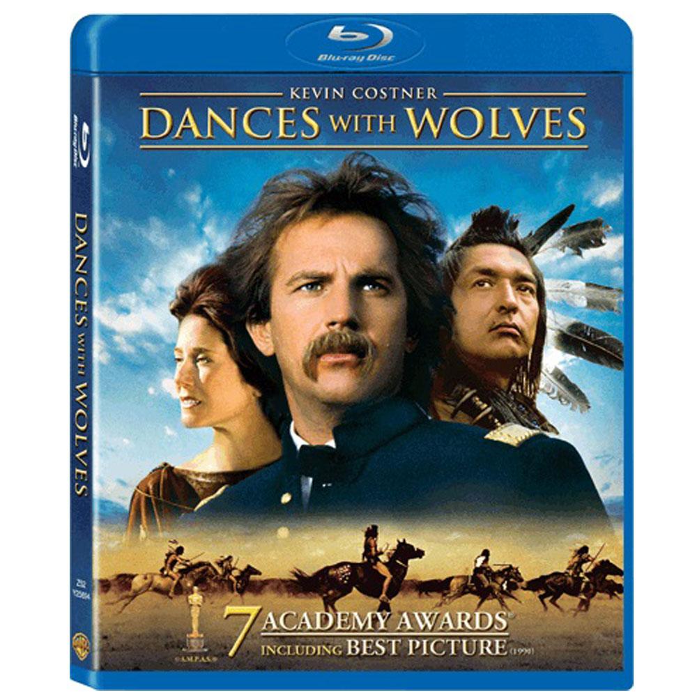 與狼共舞 Dances With Wolves 藍光BD
