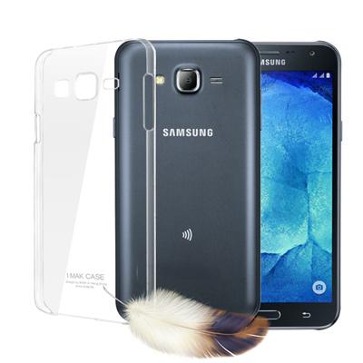 Universal 三星 Samsung Galaxy J7 超薄羽翼耐磨水晶殼...