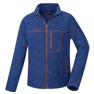 ATUNAS-歐都納-男款刷毛保暖外套