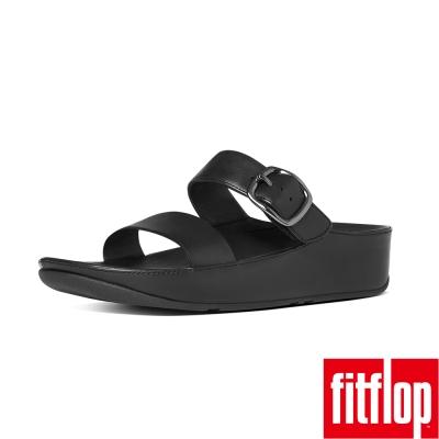 FitFlop STACK SLIDE -黑色