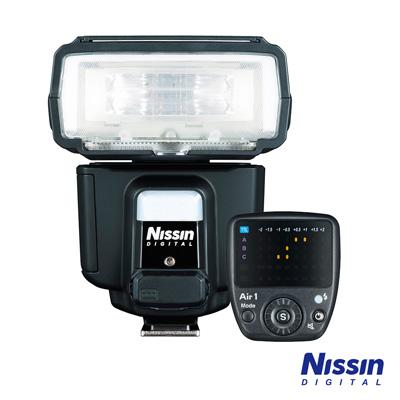Nissin-i60A-M43-Air1-60GN閃光燈-發射器套組