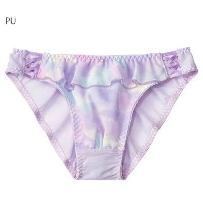 aimerfeel 淑女熱情活力雪紡內褲-紫色