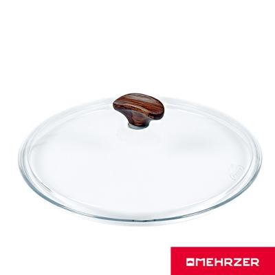 Omehrzer歐梅樂庫克耐熱無死角玻璃蓋-28cm