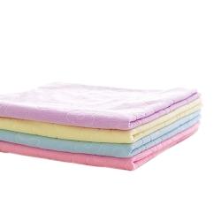 超細纖維印花不掉毛四季沙灘巾 毛巾 (4色可選)-2入