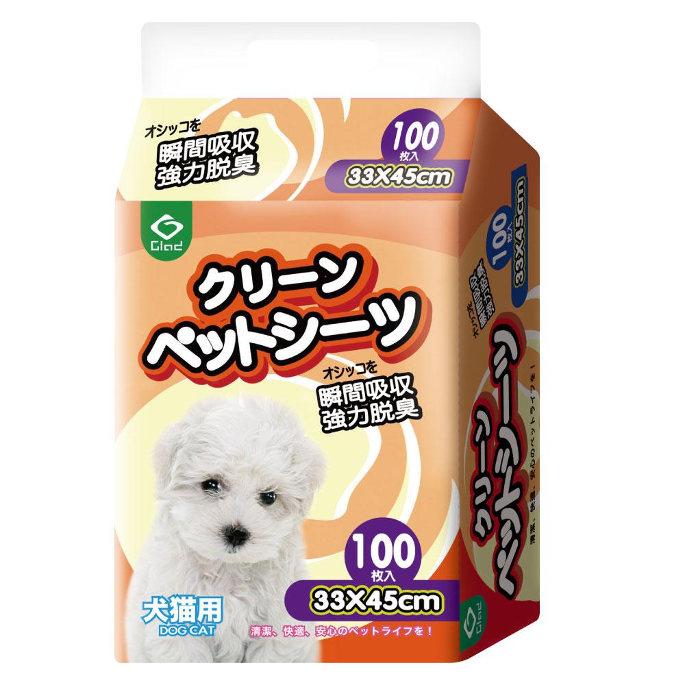 派斯威特-PetSweet快樂狗抗菌尿墊-S號100枚