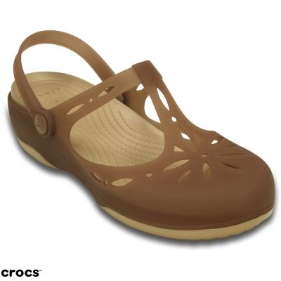Crocs 卡駱馳(女) 夏日卡莉瑪麗珍-202455-81D