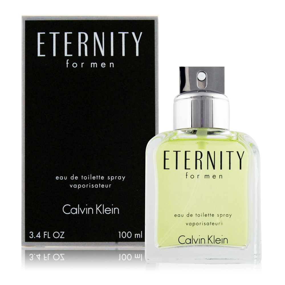 Calvin Klein CK Eternity for man 永恆男性淡香水100ml