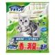 日本Unicharm消臭大師瞬間消臭紙砂-森林香5L product thumbnail 1
