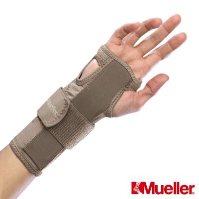 MUELLER慕樂 醫療級加強型腕隧道症候群護具 灰色(MUA6201)