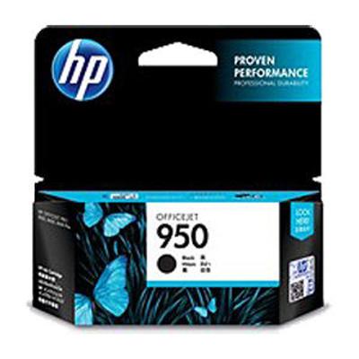 HP 950 原廠黑色墨水匣 (CN049AA)