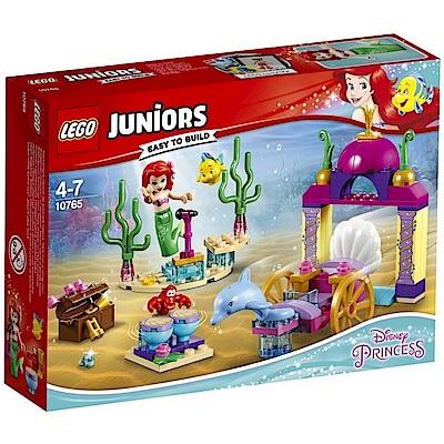 樂高LEGO Junior系列 LT10765 艾莉兒的水下音樂會