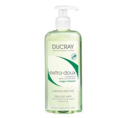 DUCRAY護蕾 溫和保濕洗髮精(基礎型) 400 ml