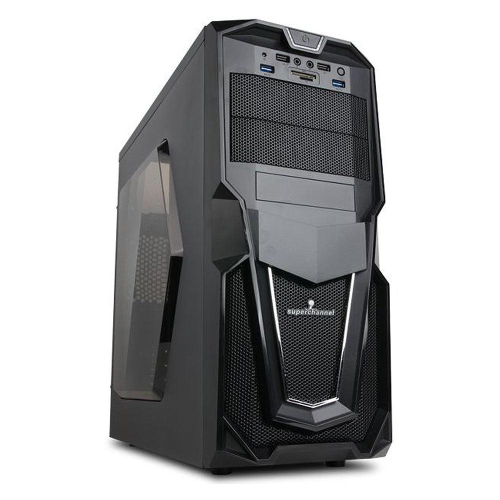 微星Z170A平台【麥肯馬爾】6代i3雙核GTX970獨顯極速電競電腦